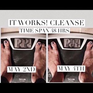 It Works Cleanse©️